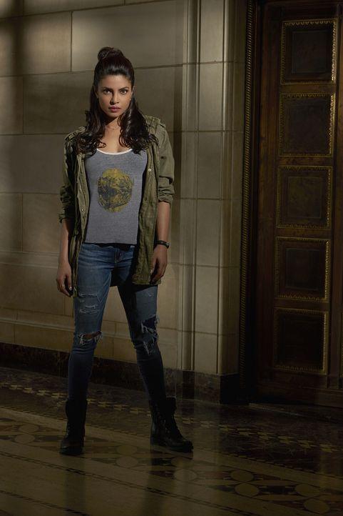 (1. Staffel) - Versucht alles, um zu beweisen, dass sie keine Terroristin ist: die junge FBI-Agentin Alex Parrish (Priyanka Chopra) ... - Bildquelle: 2015 ABC Studios