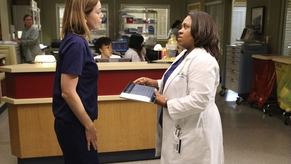Grey\'s Anatomy - Baileys erster Tag - sixx