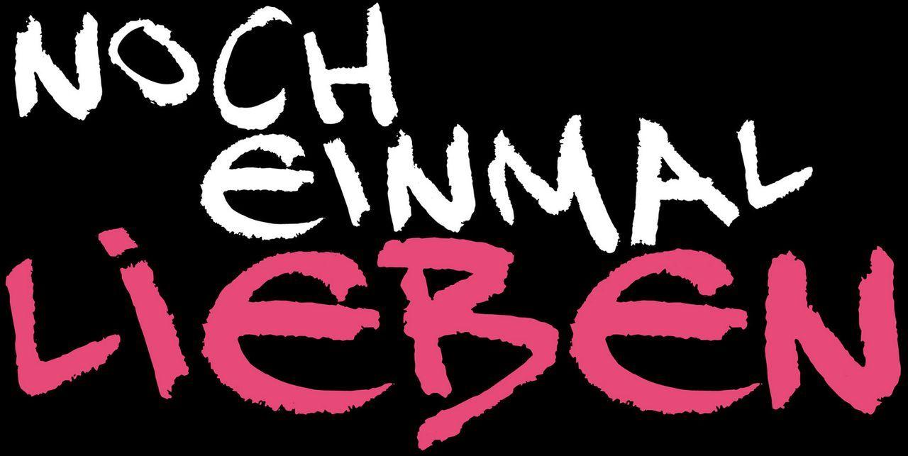 NOCH EINMAL LIEBEN - Logo ... - Bildquelle: Sat.1