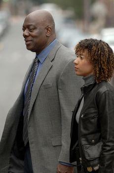 Cold Case - Kein Opfer ist je vergessen: Will Jeffries (Thom Barry, l.) und K...