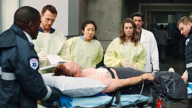 Grey's Anatomy Todesstrafen-Dreiteiler