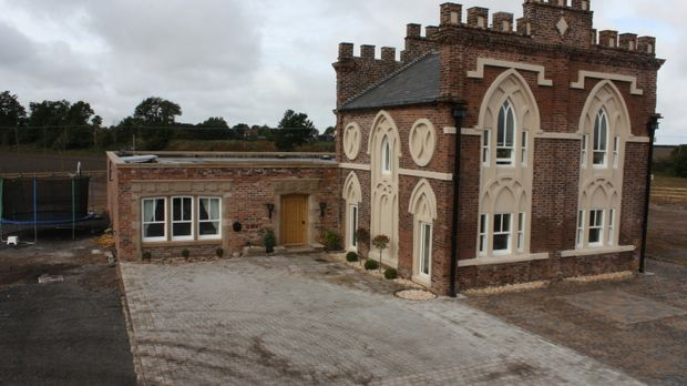 Restoration Man - Retter der Ruinen - Bath Lodge - Ein alter Zierbau in West Lancashire - kabel ...