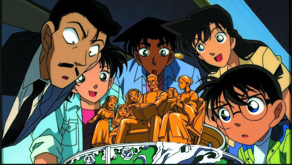 Detektiv Conan: Der Magier des letzten Jahrhunderts - Bildquelle: 1999 GOSHO AOYAMA / SHOGAKUKAN - YTV - UNIVERSAL MUSIC - ShoPro - TOHO - TMS. All Rights Reserved. Under License to VIZ Media Switzerland SA. Animat