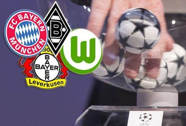 champions league auslosung gruppen