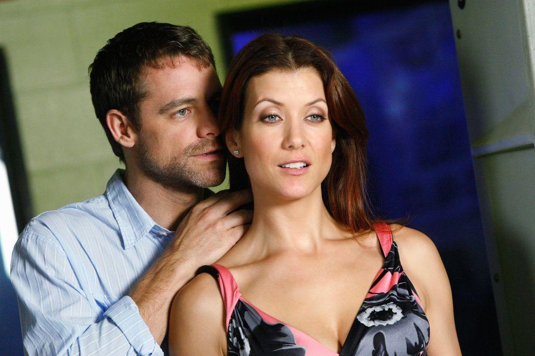 Kommen sich wieder näher: Addison (Kate Walsh, r.) und Kevin (David Sutcliffe, l.) ... - Bildquelle: ABC Studios
