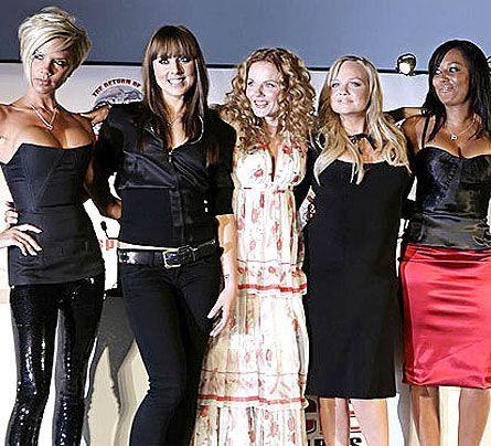 Galerie: Spice Girls - Bildquelle: afp