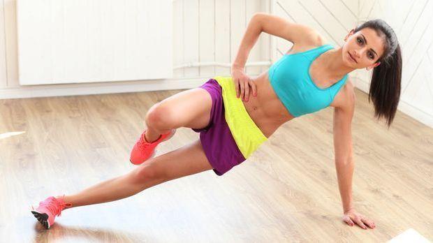 Der eigene Körper als Trainingsgerät.