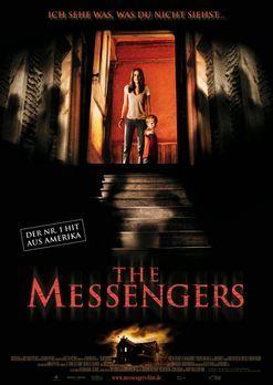 The Messengers - THE MESSENGERS - Plakatmotiv - Bildquelle: 2005 GHP-3 SCAREC...