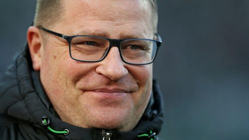 Freut sich über den Transfer: Sportdirektor Max Eberl - Bildquelle: PIXATHLONPIXATHLONSID