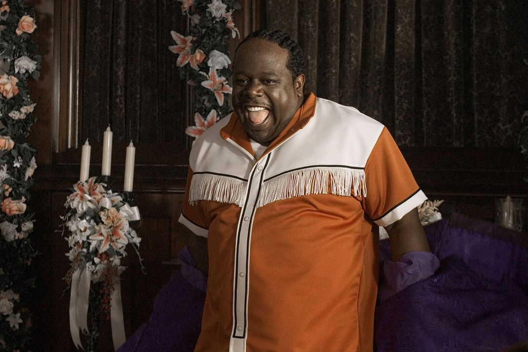 "Voll daneben: Percy Stevens (Cedric ""The Entertainer"") ... - Bildquelle: Sony Pictures Entertainment"