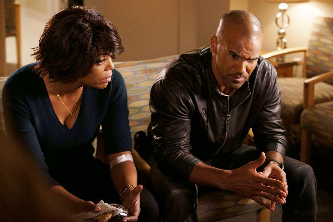 Morgans (Shemar Moore, r.) Frau Savannah wurde angeschossen. Tara (Aisha Tyler, l.) und das Team versucht alles, um den Täter zu fassen. Doch dann g... - Bildquelle: Robert Voets ABC Studios