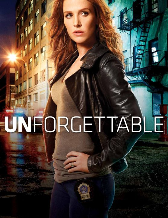 (1. Staffel) - Unforgettable - Artwork - Bildquelle: Sony Pictures Television Inc. All Rights Reserved.