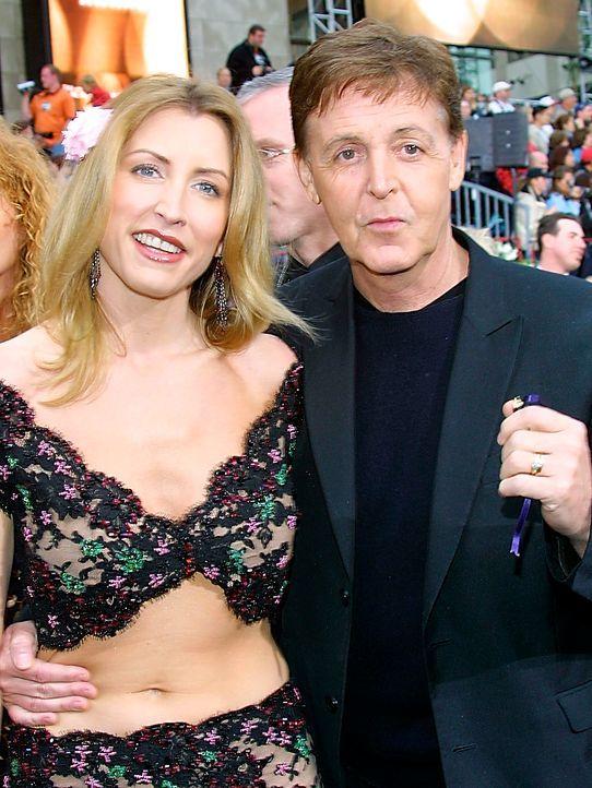 Paul-McCartney-Heather-Mills-02-03-24-AFP - Bildquelle: AFP
