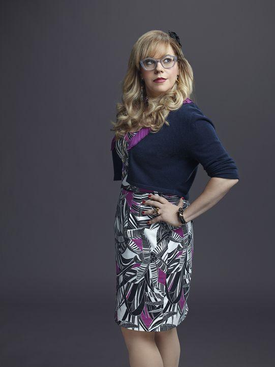 (10. Staffel) - Ohne sie geht gar nichts, die technische Expertin des B.A.U.: Penelope Garcia (Kirsten Vangsness ) ... - Bildquelle: Cliff Lipson ABC Studios