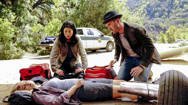Scorpion - Scorpion - Staffel 4 Episode 10: Gangsterblut