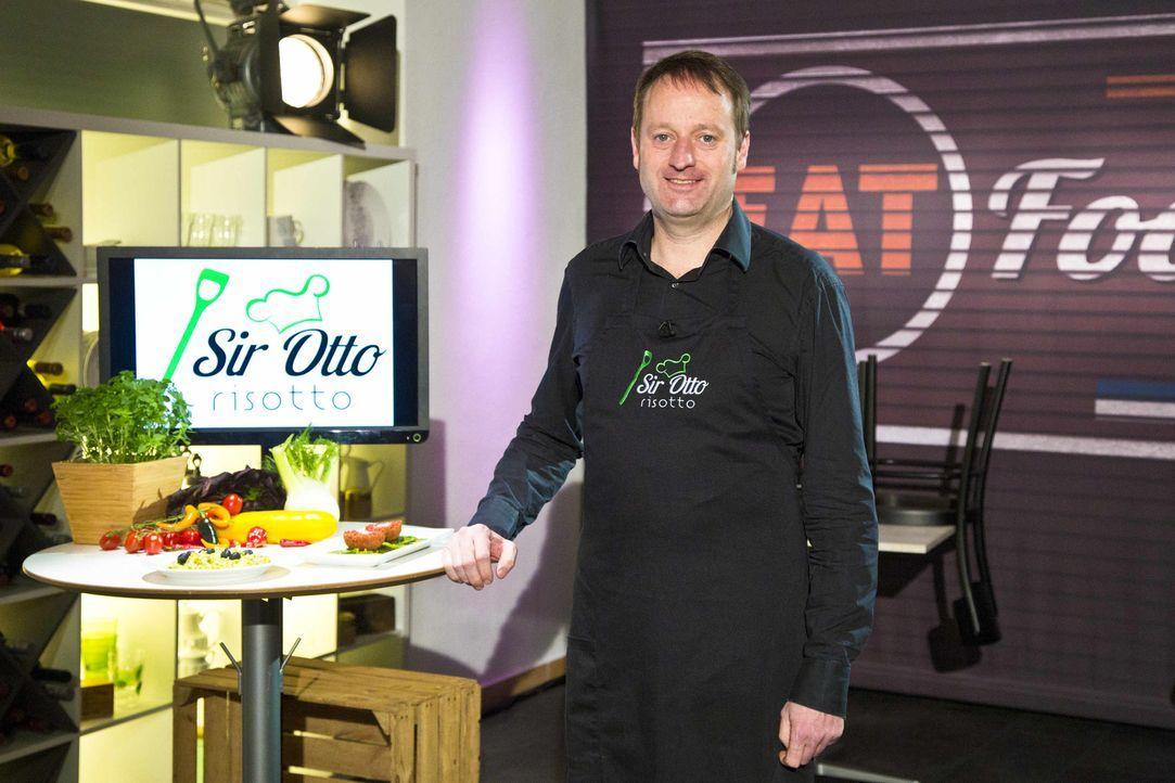 """Wie wird sich Markus von """"Sir Otto Risotto"""" im Kampf um das Startkapital schlagen? - Bildquelle: kabel eins"""