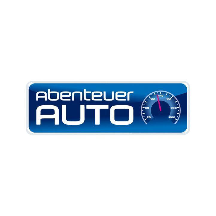 """""""Abenteuer Auto"""" - Logo - Bildquelle: kabel eins"""