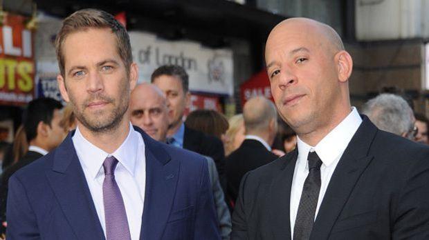 Vin Diesel: So rührend gedenkt er Paul Walker (†)