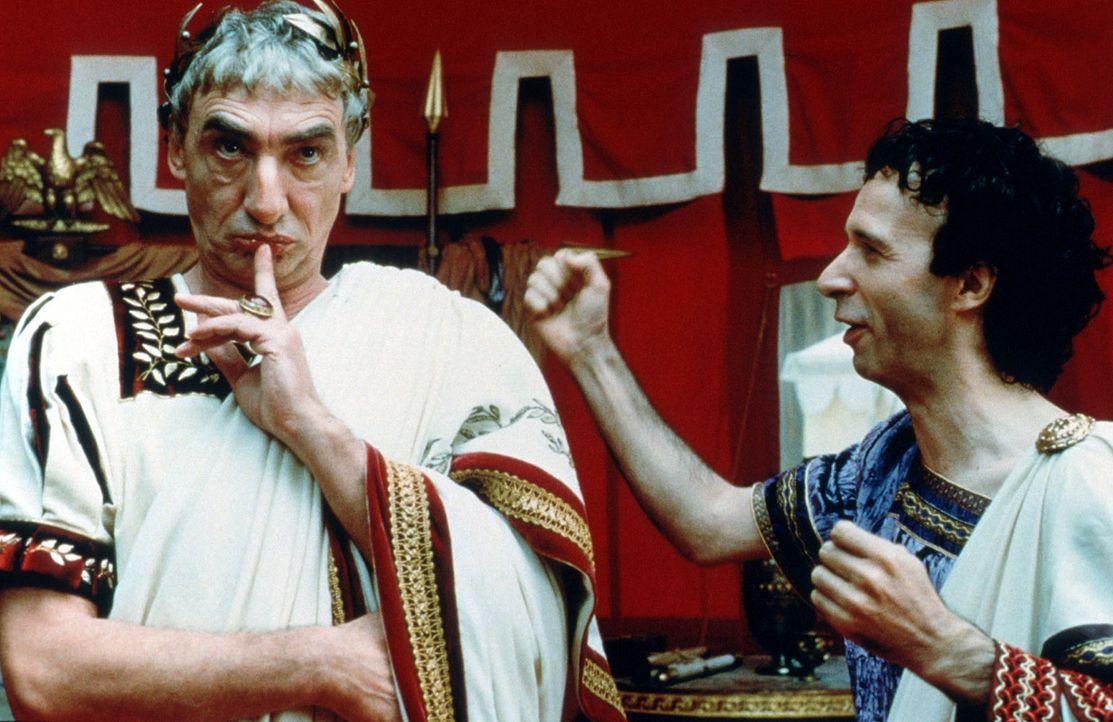 Beim Teutates! Die halbe Welt hat sich das römische Reich schon untertan gemacht, doch dieses verflixte gallische Dorf ist nicht klein zu kriegen.... - Bildquelle: Constantin Film