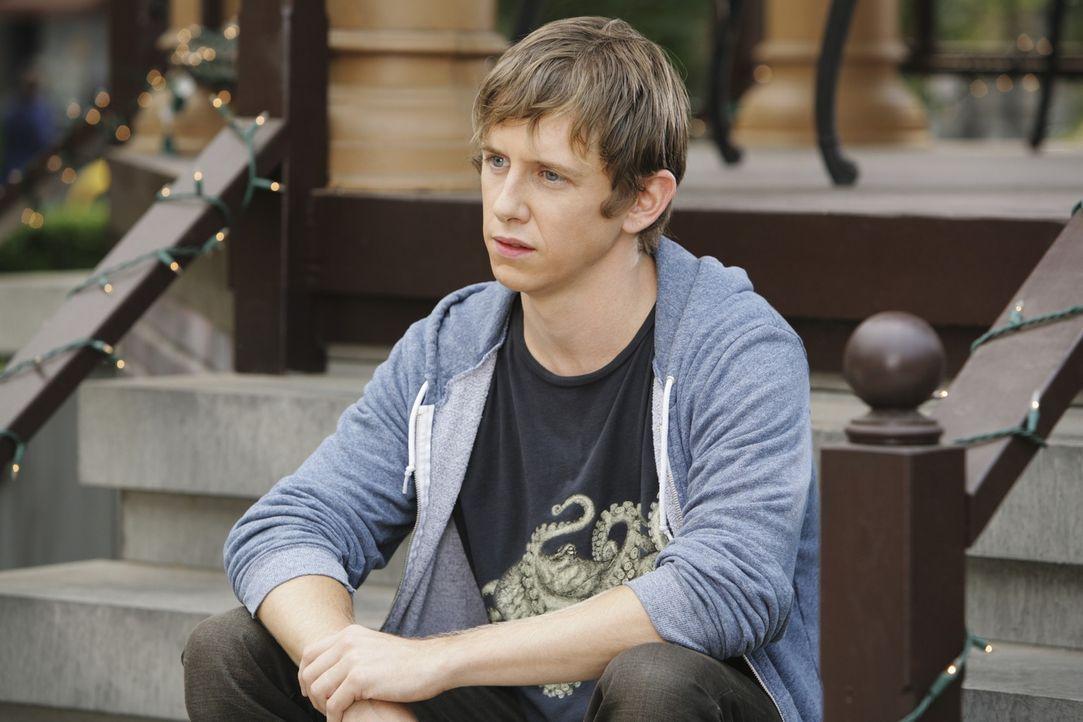 Seinen Vater, den er nie kennengelernt hat, macht Garrett (Hank Harris) für den Tod seiner Mutter verantwortlich - er sinnt auf Rache ... - Bildquelle: ABC Studios