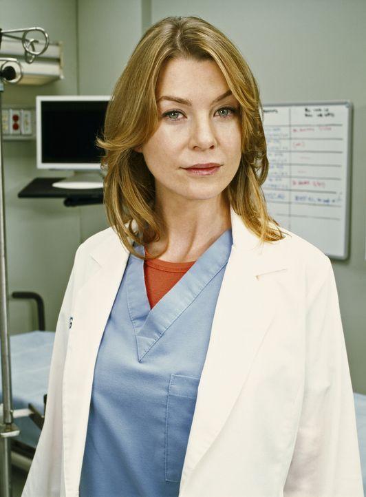 (1. Staffel) - Meredith Grey (Ellen Pompeo), eine von fünf angehenden Chirurgen am Seattle Grace Hospital, versucht Privatleben und Job unter einen... - Bildquelle: Touchstone Television