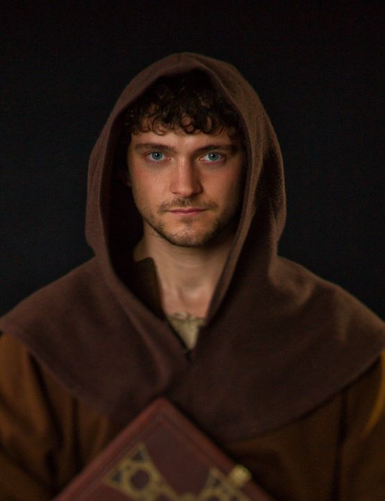 Vikings-serie-Darsteller-Athelstan - Bildquelle: MGM