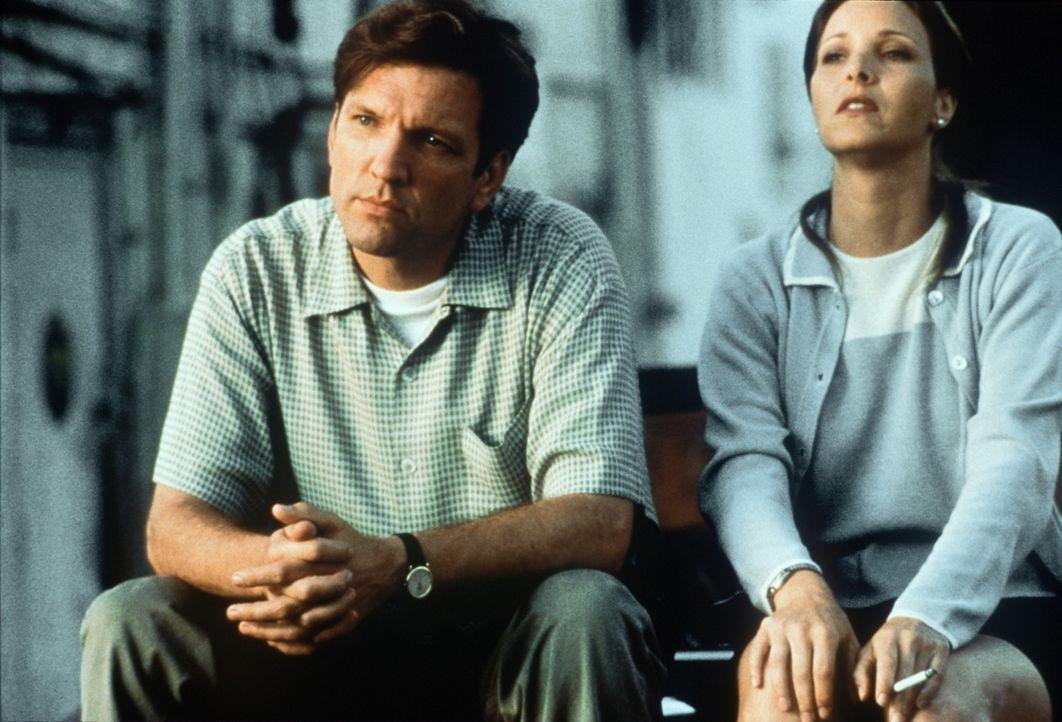 Gefangen in ihren Gefühlen: Lucia (Lisa Kudrow, r.) und Bill (Martin Donovan, l.) ... - Bildquelle: Columbia TriStar Films