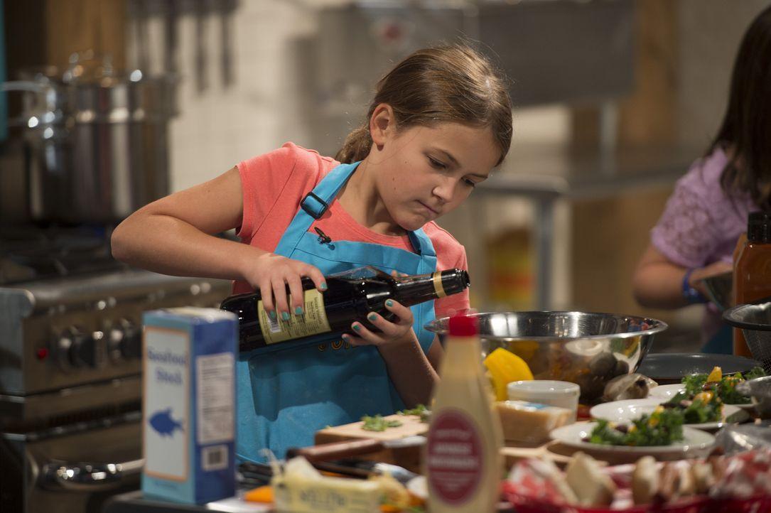 Emily aus Virginia liebt italienisches Essen und möchte unbedingt einmal in einem Restaurant arbeiten. Wird sie Chopped-Champion und kommt somit ihr... - Bildquelle: Scott Gries 2015, Television Food Network, G.P. All Rights Reserved