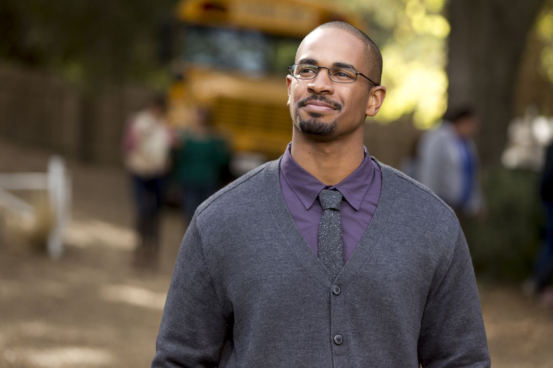 Noch ahnt Coach (Damon Wayans Jr.) nicht, dass auch seine Schönheit nicht unantastbar ist ... - Bildquelle: 2015 Twentieth Century Fox Film Corporation. All rights reserved.
