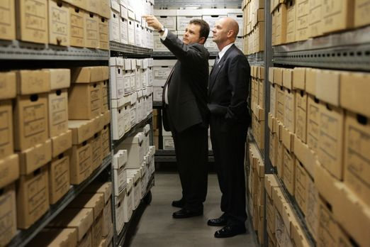 Cold Case - Eine bereits geschlossene Akte wird erneut geöffnet: Nick (Jeremy...