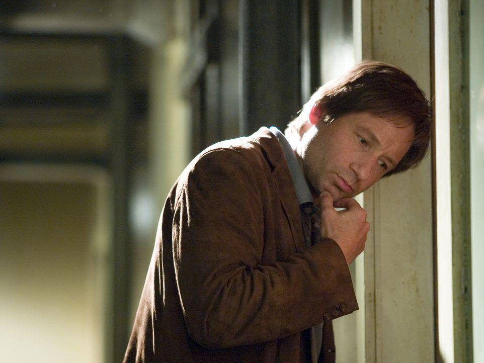 Eigentlich wollte Brian Burke (David Duchovny) nur helfen, doch dann kommt alles ganz anders ... - Bildquelle: DREAMWORKS LLC. ALL RIGHTS RESERVED.