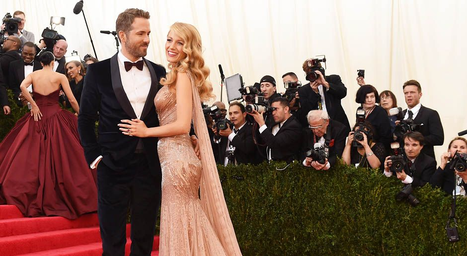 Costume-Institute-Benefit-Ryan-Reynolds-Blake-Lively-14-05-05-AFP - Bildquelle: AFP