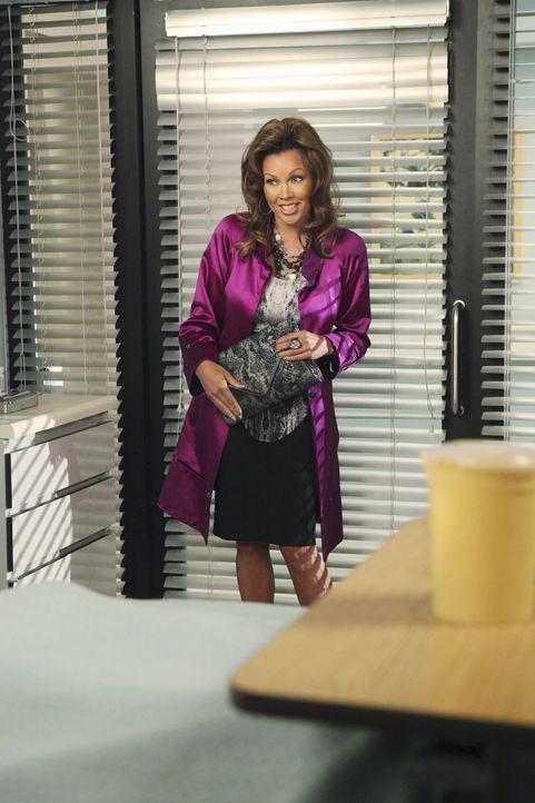 Macht sich Sorgen, ob Susan Lynette etwas von ihr und Tom erzählt hat: Renee (Vanessa Williams) ... - Bildquelle: ABC Studios