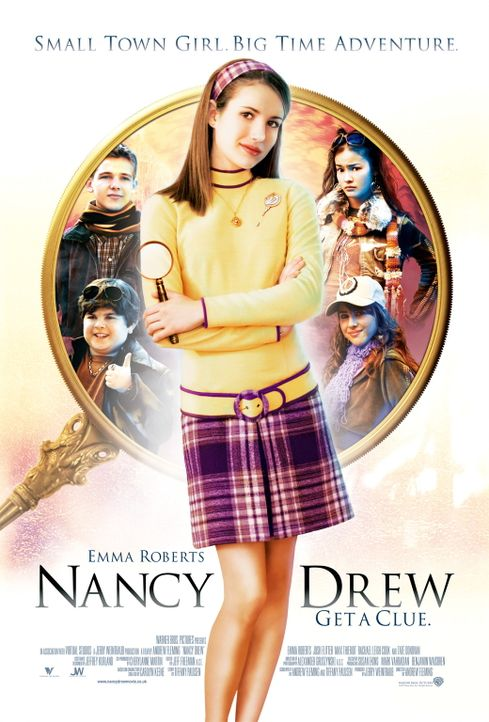 Nancy Drew - Plakatmotiv - Bildquelle: All rights reserved Warner Brothers International Television Distribution Inc.