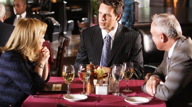 In ihrem Traum ist Allison (Patricia Arquette, l.) mit ihrem Jugendfreund J.D...