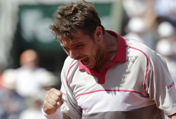 Wawrinka gewinnt die French Open