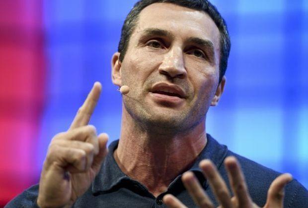 Wladimir Klitschko versteigert letzten Kampfmantel