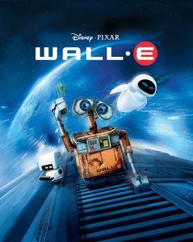 Wall-E - Der Letzte räumt die Erde auf - WALL-E - DER LETZTE RÄUMT AUF - Plak...