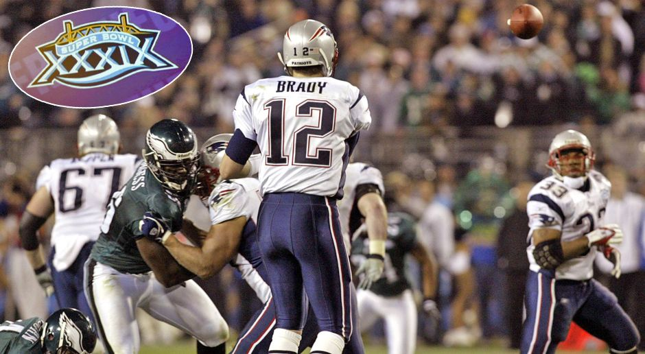 Fakt 4: Die Bilanz spricht nicht für die Patriots - Bildquelle: imago sportfotodienst
