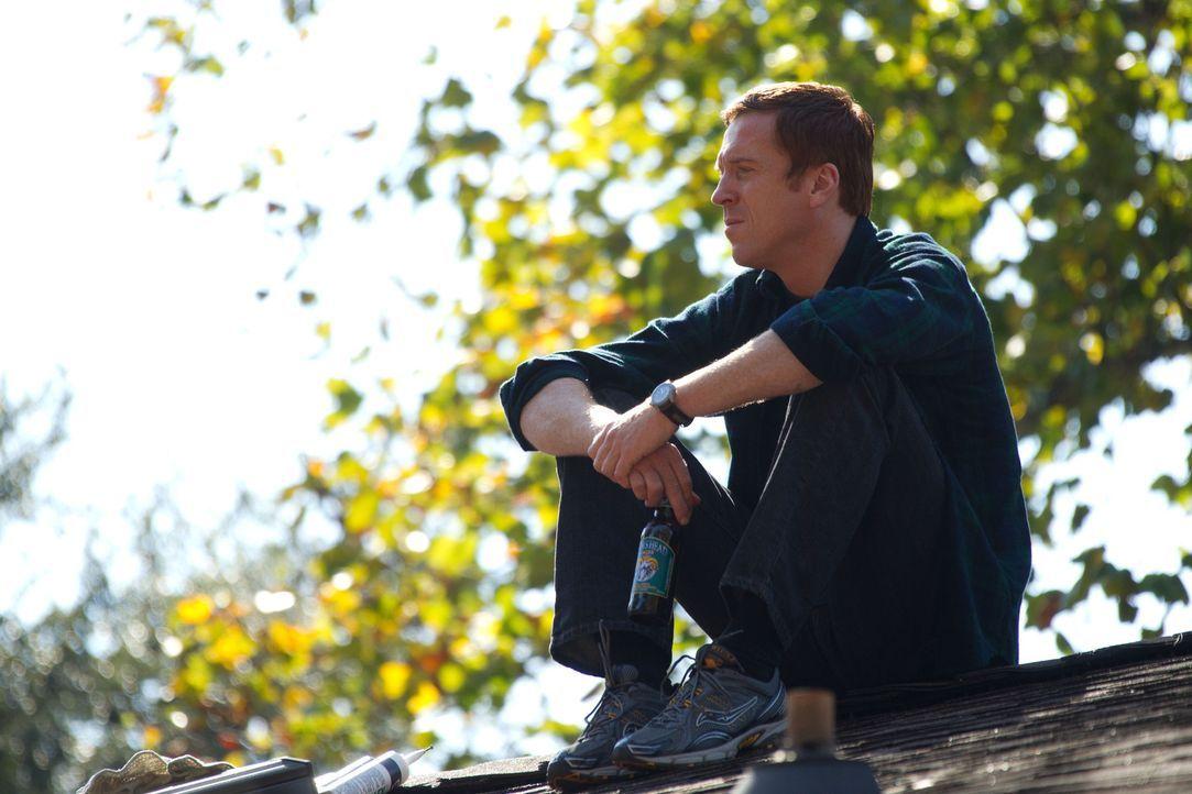 Brody (Damian Lewis) ist von der Richtigkeit seines Zieles überzeugt, nur über den Weg ist er sich noch nicht sicher ... - Bildquelle: 20th Century Fox International Television