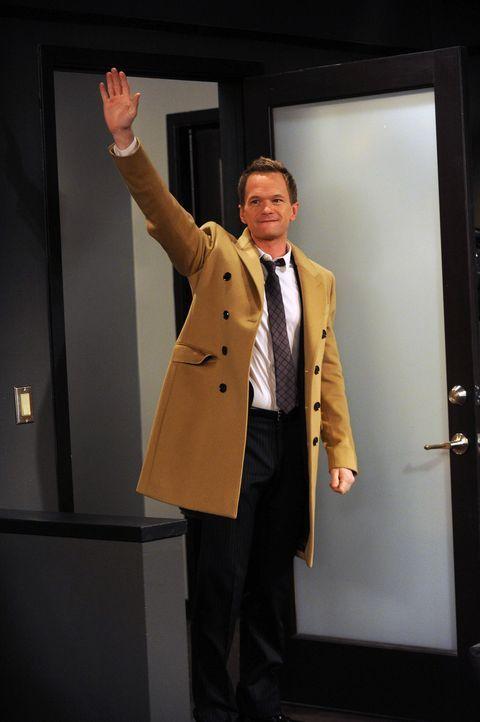 Während Robin immer misstrauischer wird, was die Beziehung zwischen Barney (Neil Patrick Harris) und Patrice angeht, findet Marshall heraus, dass se... - Bildquelle: 2012-2013 Twentieth Century Fox Film Corporation. All rights reserved.