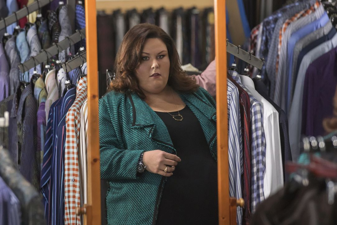 Möchte sich bei Toby wegen ihres Verhaltens im Camp entschuldigen. Doch wird er diese annehmen? Kate (Chrissy Metz) ... - Bildquelle: Ron Batzdorff 2016-2017 Twentieth Century Fox Film Corporation.  All rights reserved.   2017 NBCUniversal Media, LLC.  All rights reserved.