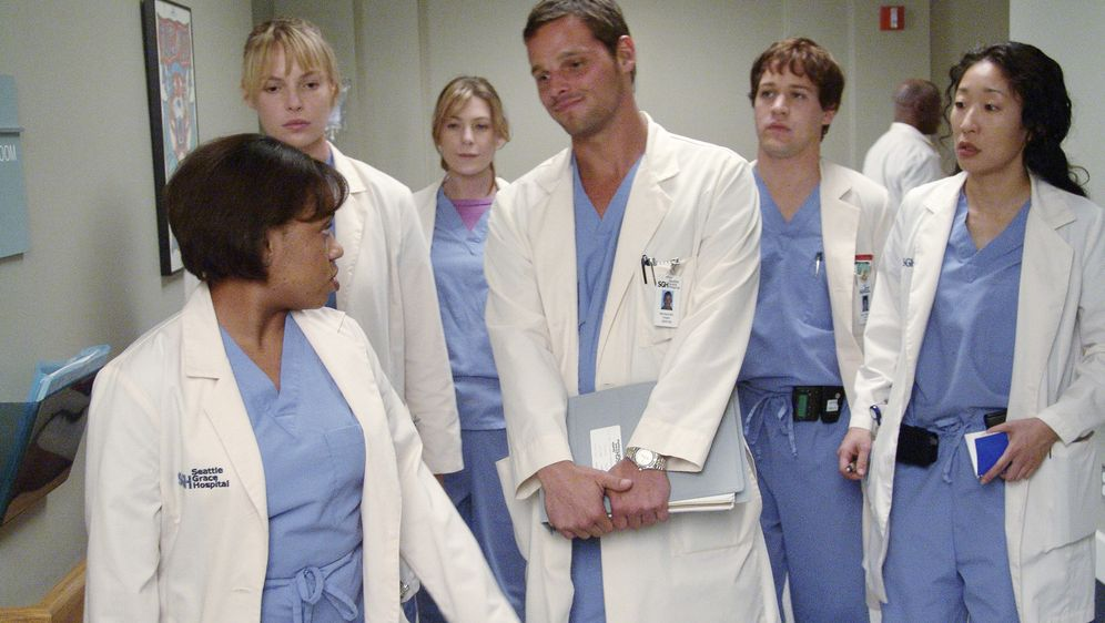 Grey\'s Anatomy - Der Morgen danach - sixx