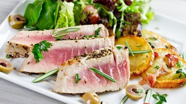 Curry Thunfisch