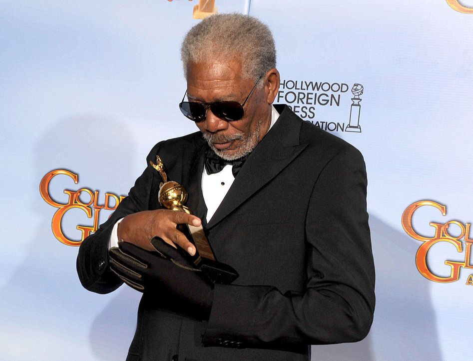 golden-globes-morgan-freeman-12-01-15-getty-afpjpg 1500 x 1144 - Bildquelle: getty-AFP