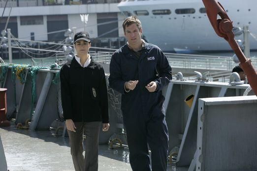 Navy CIS - Bei einer Bombenexplosion auf einem Schiff wird Gibbs so schwer ve...