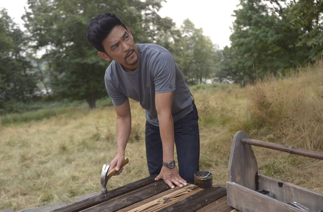 Andy (John Cho) ist geschockt, als Rose ihm eröffnet, dass sie beginnt zu zweifeln, ob er der richtige Mann für die Verantwortung als Pflegevater is... - Bildquelle: 2017 Fox and its related entities.  All rights reserved.