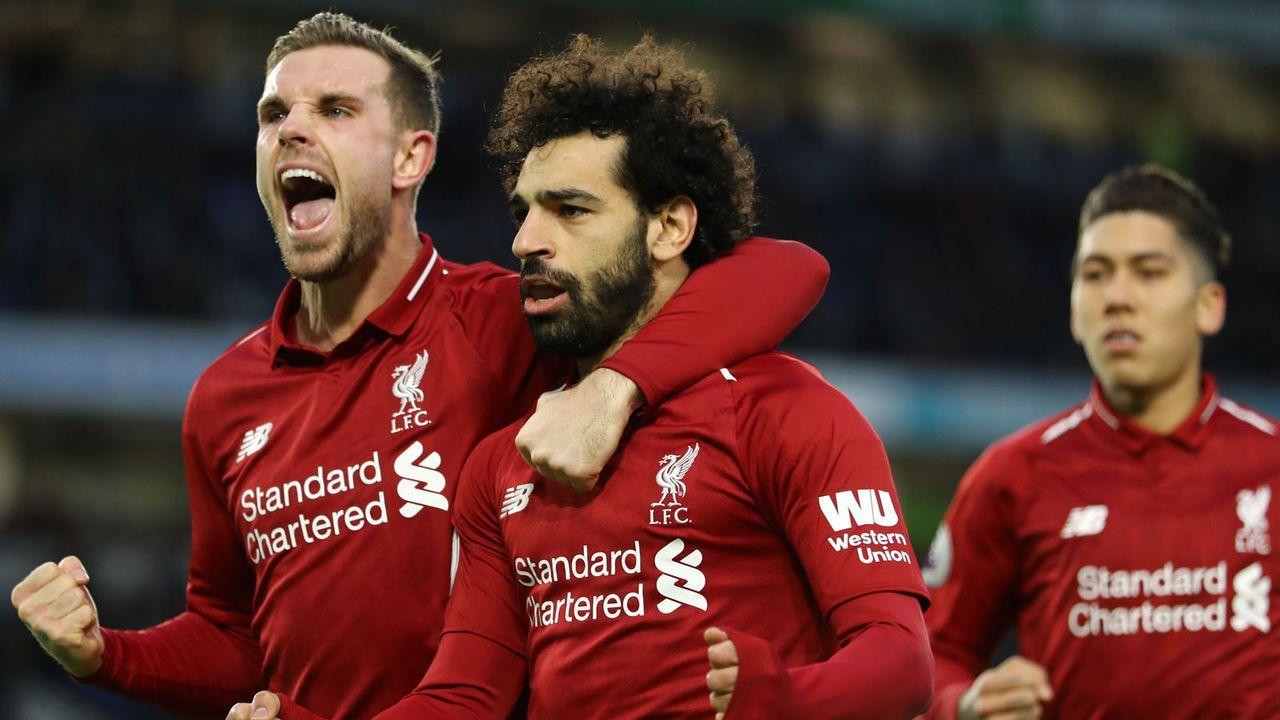 Platz 9: FC Liverpool - Bildquelle: 2019 Getty Images
