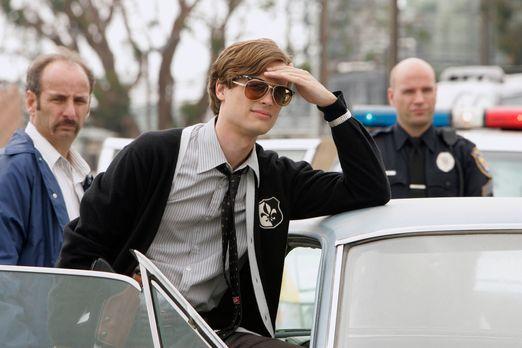Criminal Minds - Ein grausamer Fall beschäftigt Reid (Matthew Gray Gubler, M....