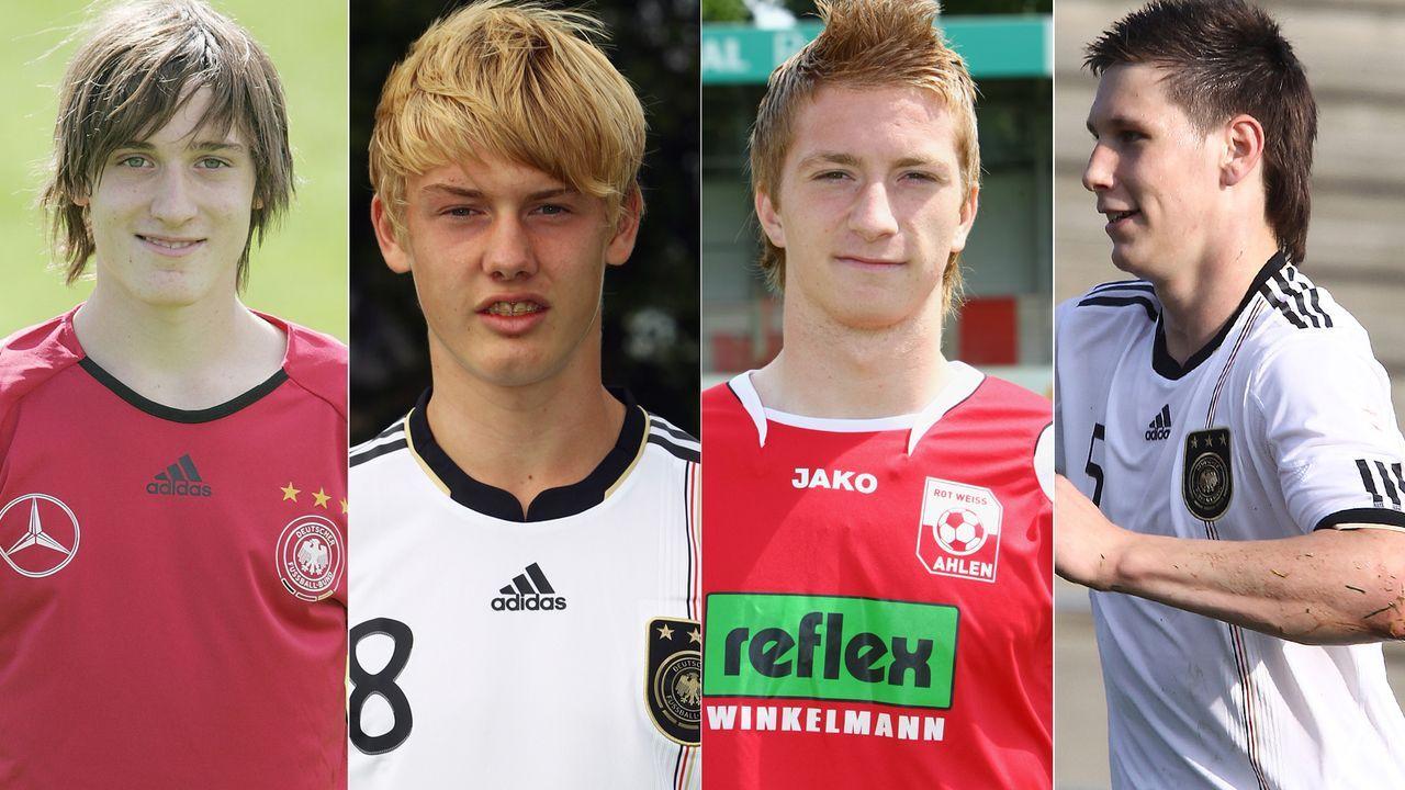 DFB-Team früher - Bildquelle: Getty Images